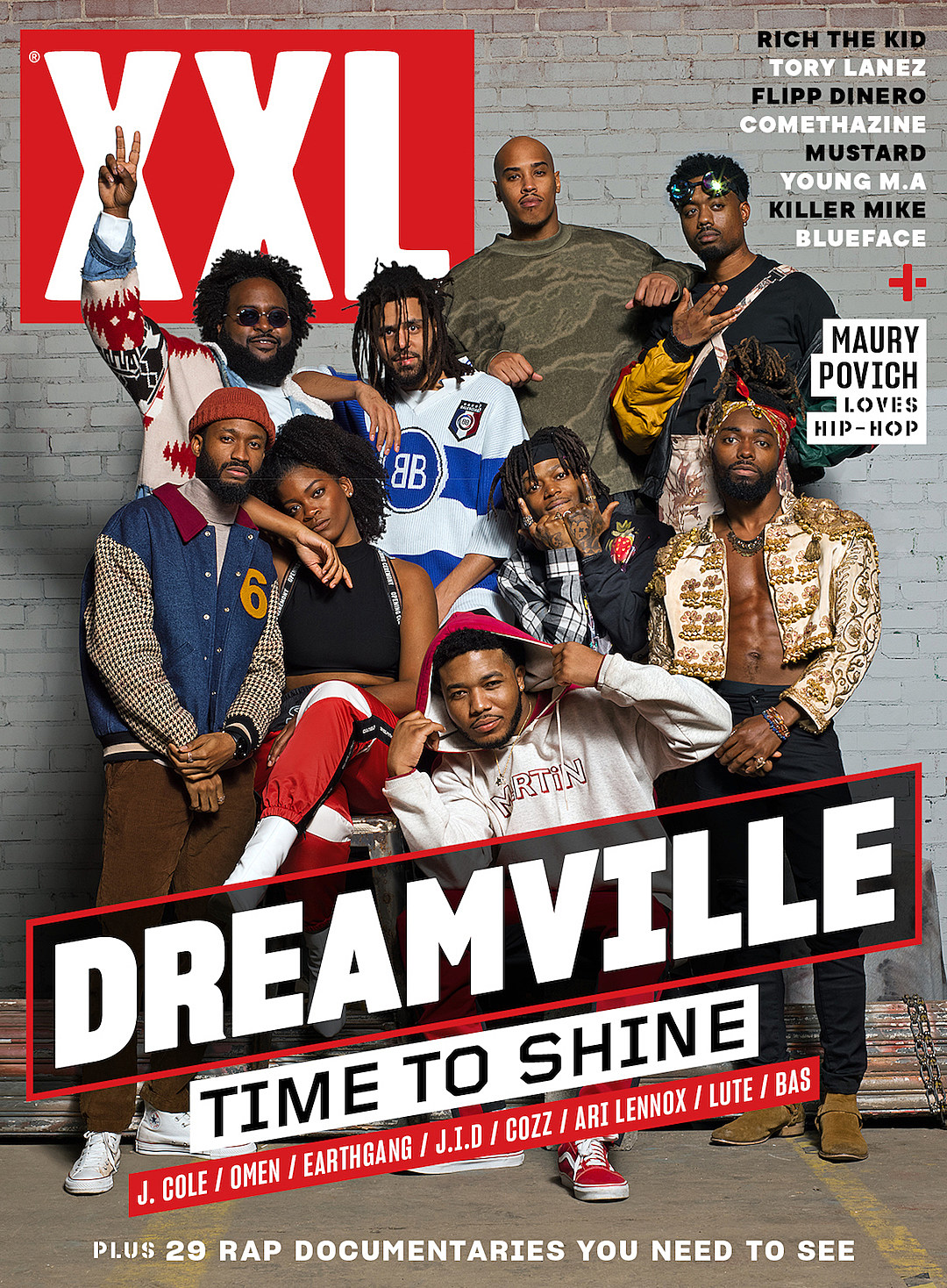 Dreamville Records on XXL