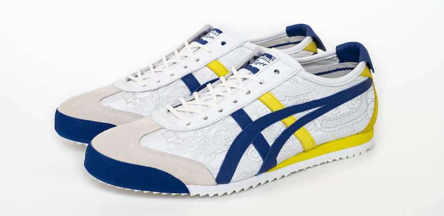 Street Fighter x Onitsuka Tiger Mexico