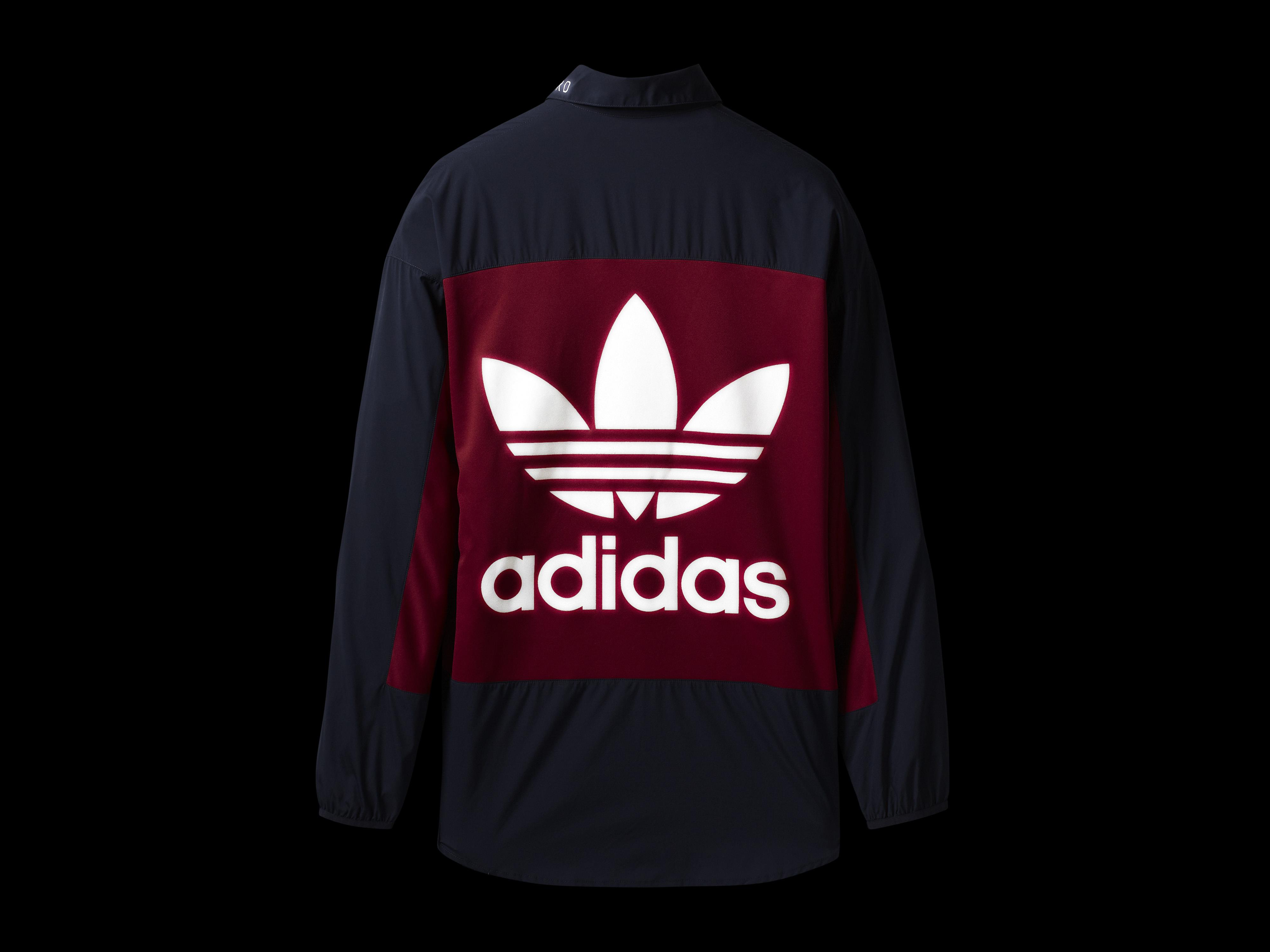 Bed J W Ford X Adidas Originals Collection