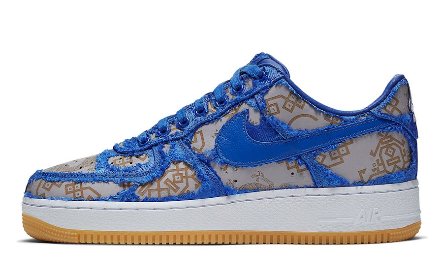 nike air force 1 blu e rosse