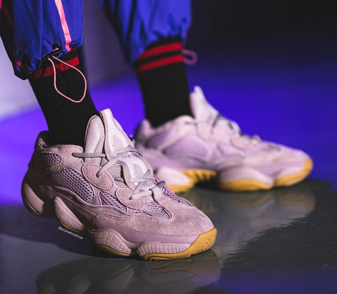 pink yeezy 500 soft vision
