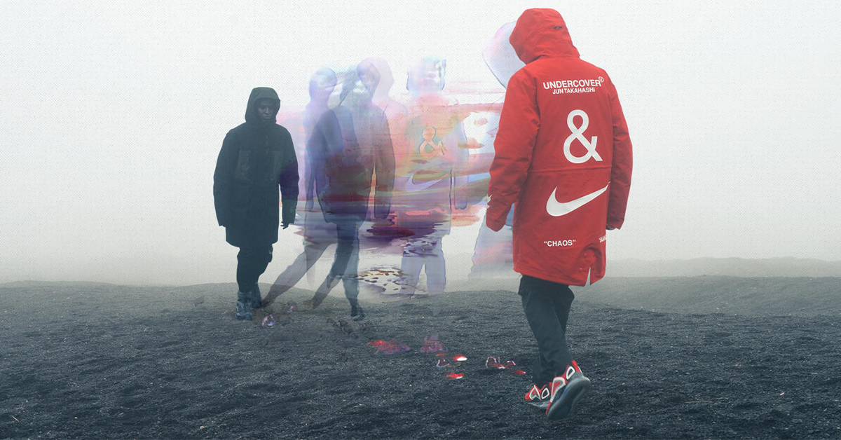 Nike X Undercover Winter Collection