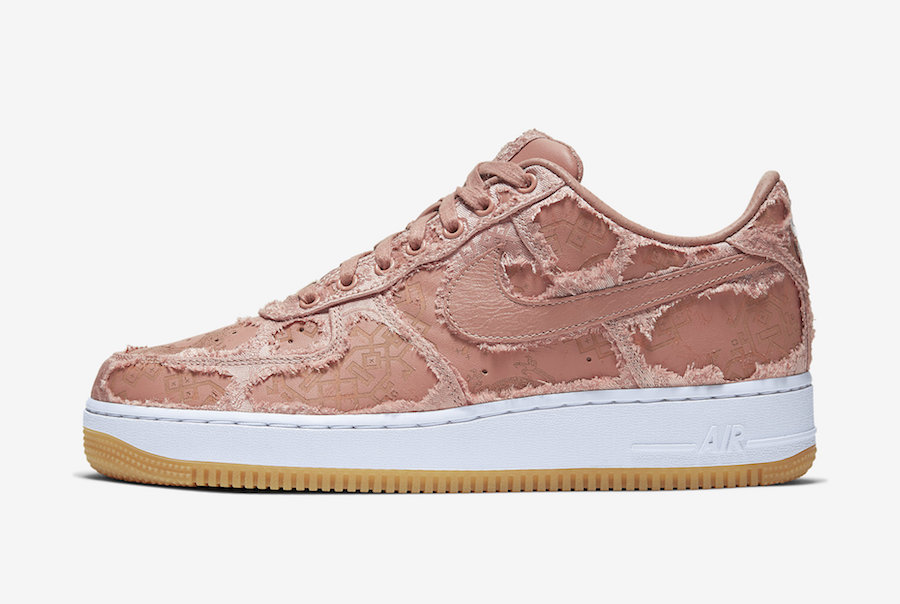 nike air force basse beige