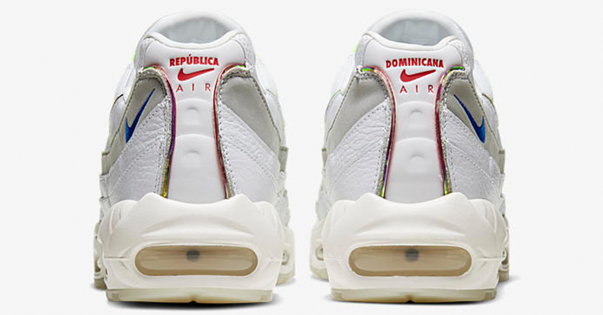 Nike with Air Max 95 Honors NYC's Dominican Community 43AjRL5q