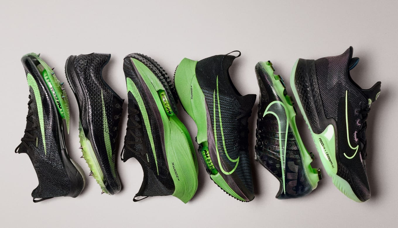 New High Performance Models Join the Nike Air Zoom Family