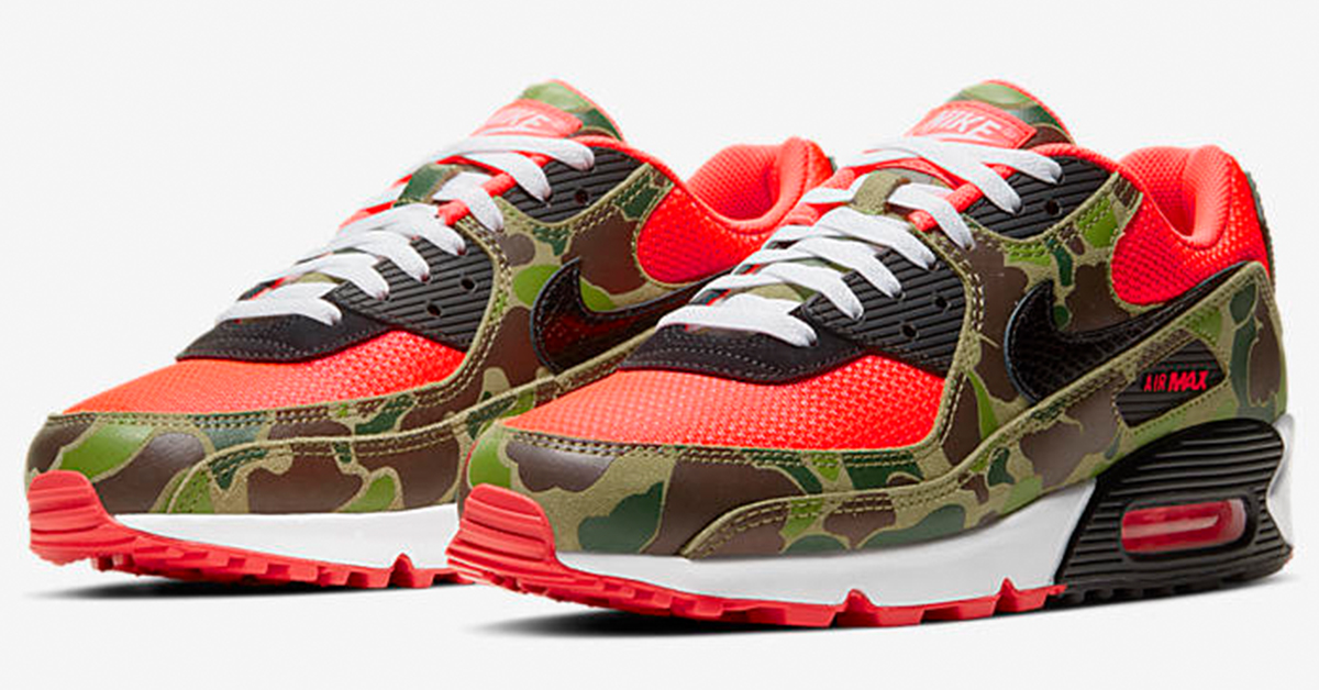 Official Look at the Nike Air Max 90