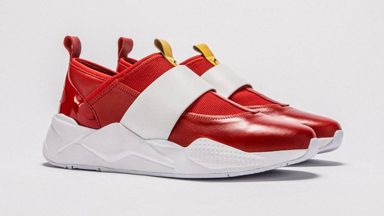 Shoe Surgeon x PUMA Create Custom Kicks for Sonic The Hedgehog