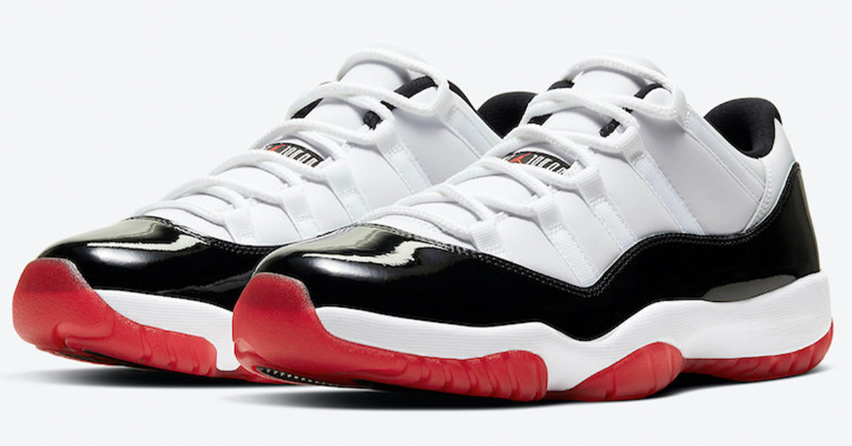 The Air Jordan 11 Low Bulls Arrives This June