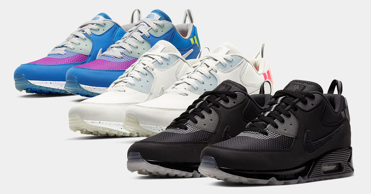 Undefeated x Nike Air Max 90 Spring