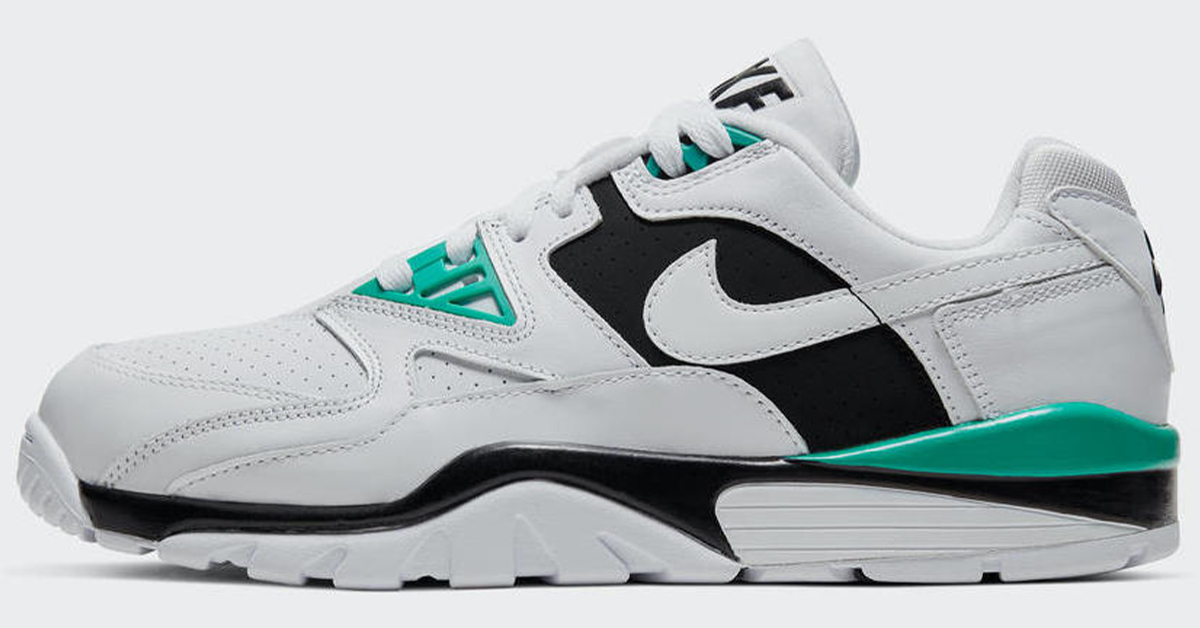 Nike Reintroduces the Air Cross Trainer