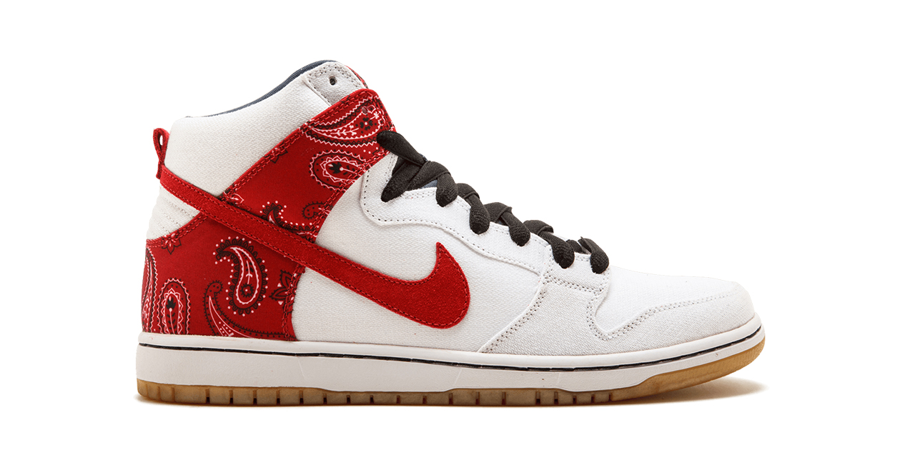 nike sb dunk high cheech and chong