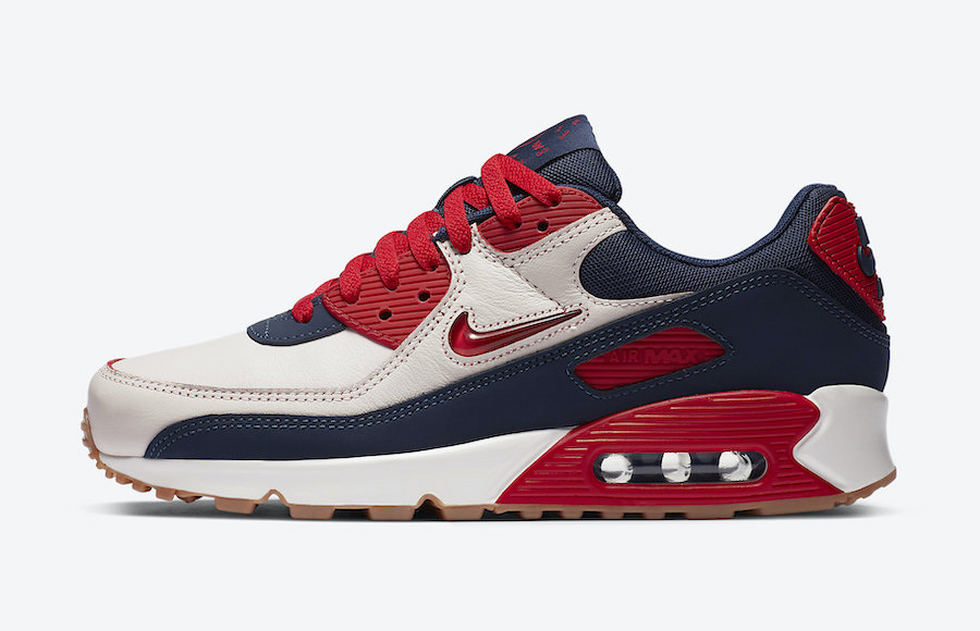 """A Third Nike Air Max 90 Joins Upcoming """"Home & Away"""" Pack"""
