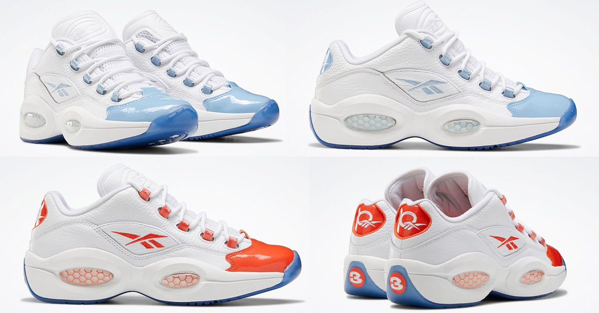 The Reebok Question Low Arrives In Two