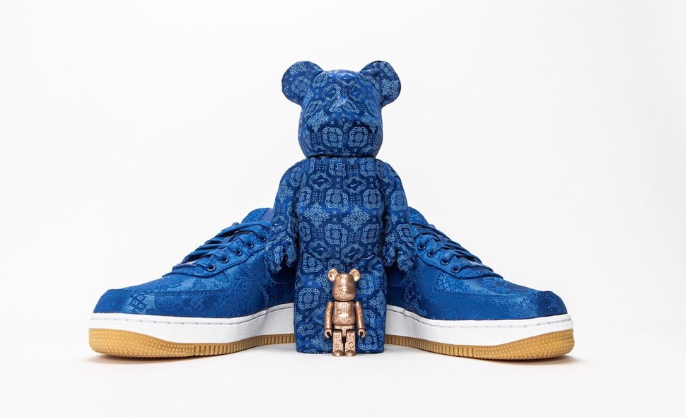 itálico local Delicioso  CLOT x Nike BE@RBRICK Set to Drop Globally via JUICE Store