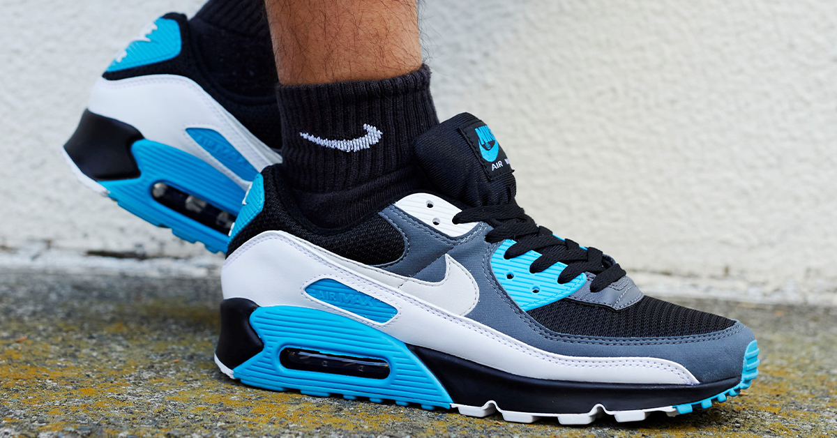 """Nike is Releasing a """"Reverse Laser Blue"""" Air Max 90"""