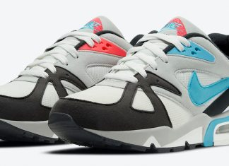 nike air structure triax 91 og neo teal CV3492 100 release date 324x235