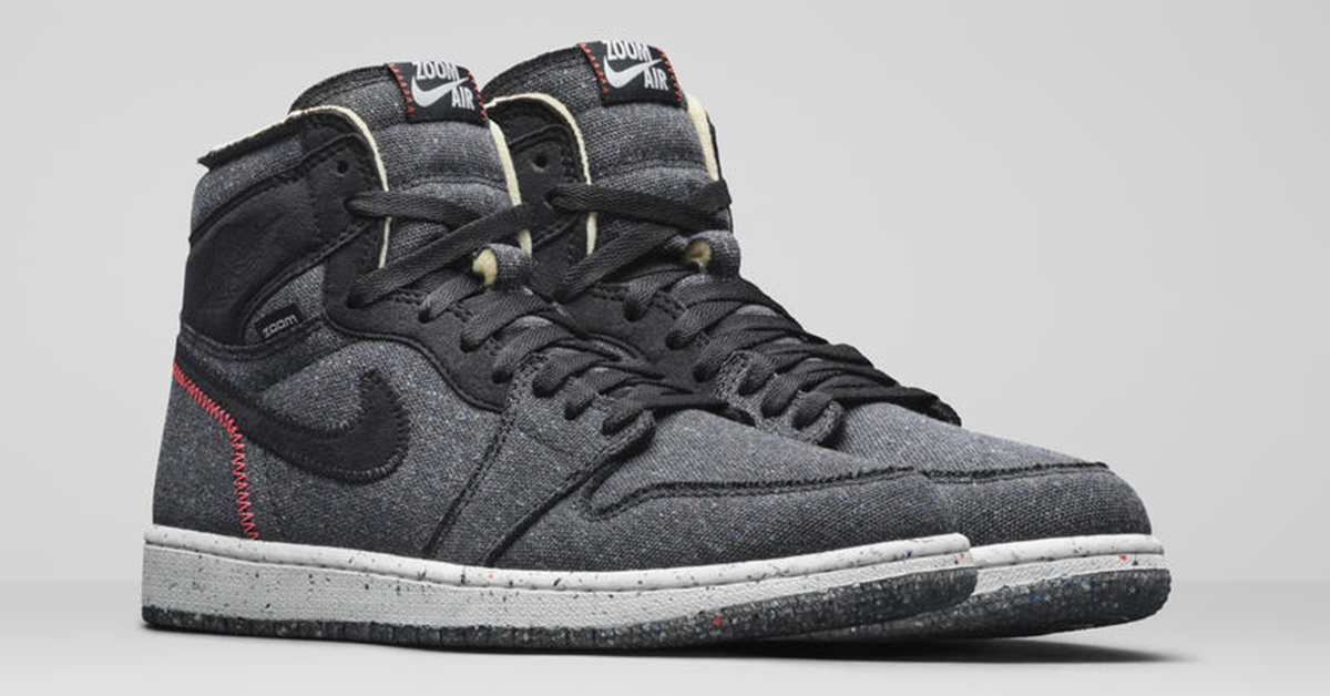 """Jordan Unveils Sustainable """"Crater"""" Footwear Collection"""