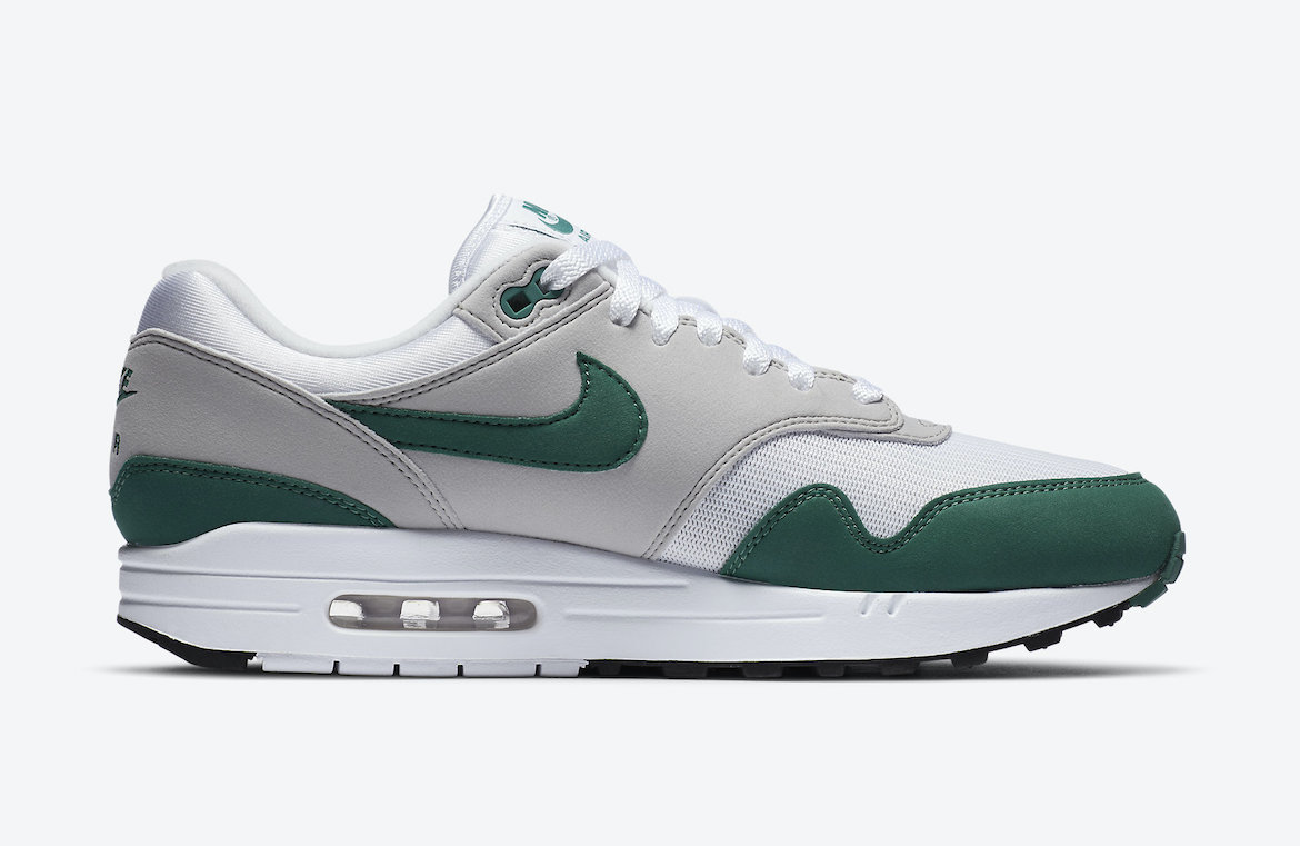 Nike Air Max 1 Evergreen Aura Gets A Us Release Date