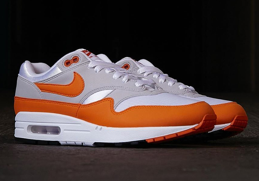 """The Nike Air Max 1 """"Magma Orange"""" Gets a US Release Date"""