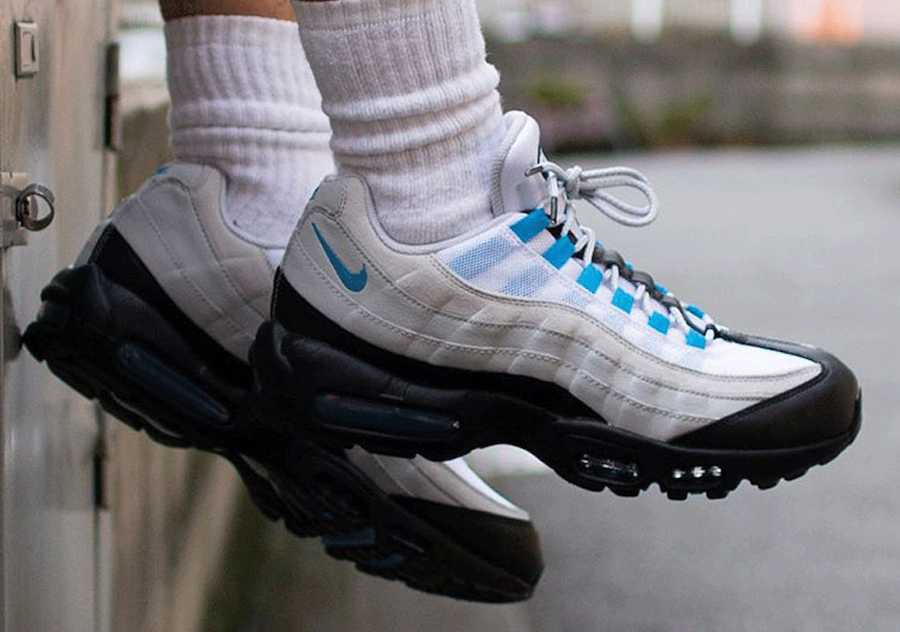 blue and black 95s