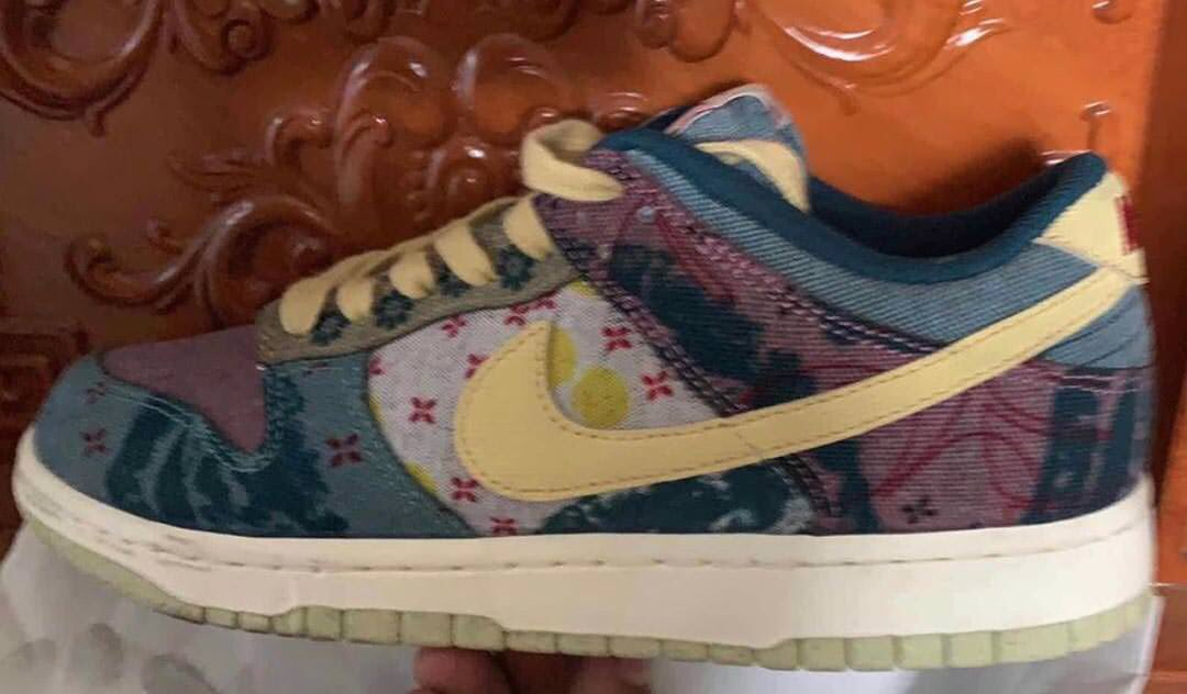 Official Look At The Nike Dunk Low Community Garden