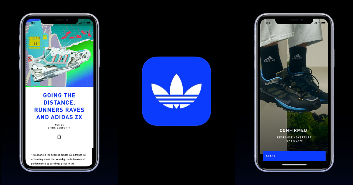 Iluminar asustado guía  What to Expect from the adidas CONFIRMED App Relaunch
