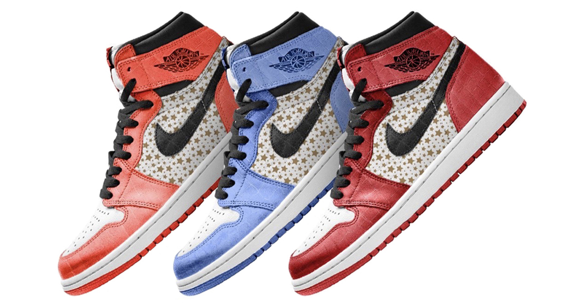 Supreme Air Jordan 1s are Slated for