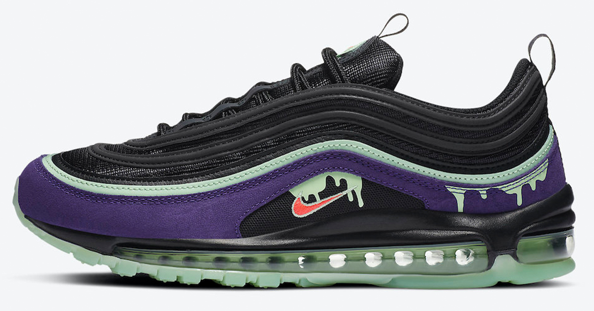 Nike Announces Release of the Air Max 97 &\#8220;Halloween& ...