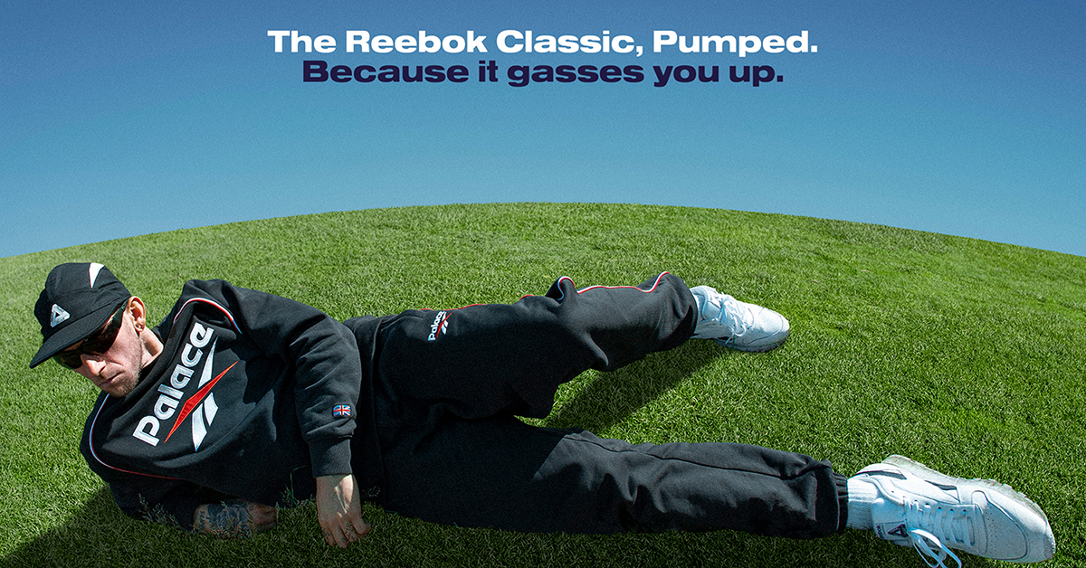 Acusador aborto ventajoso  Palace Puts a Pump System Into the Reebok Classic Leather