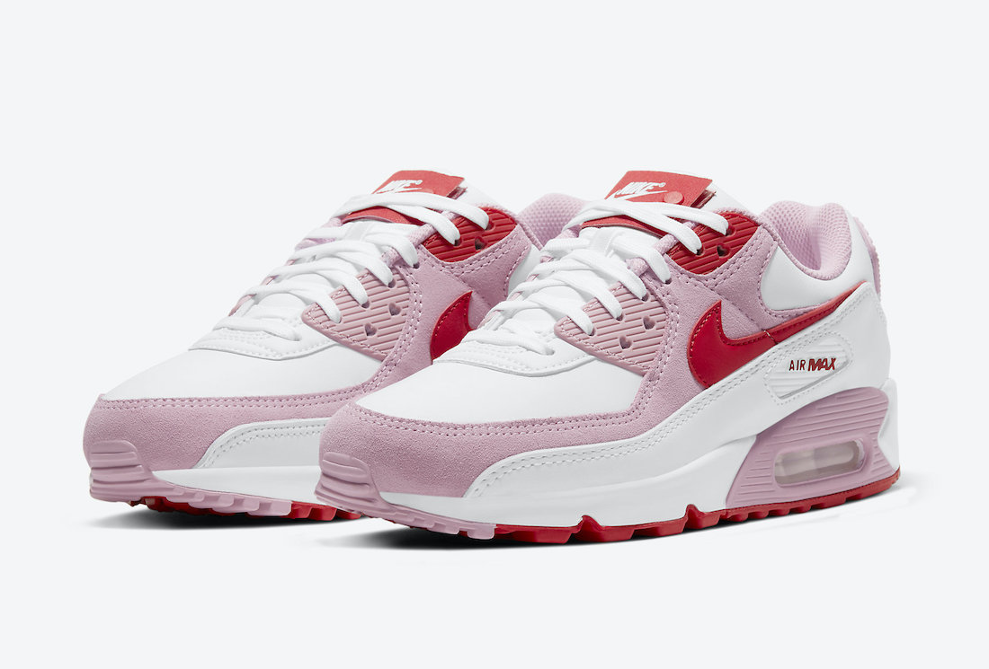"""Nike Air Max 90 """"Valentine's Day"""" Release Info"""