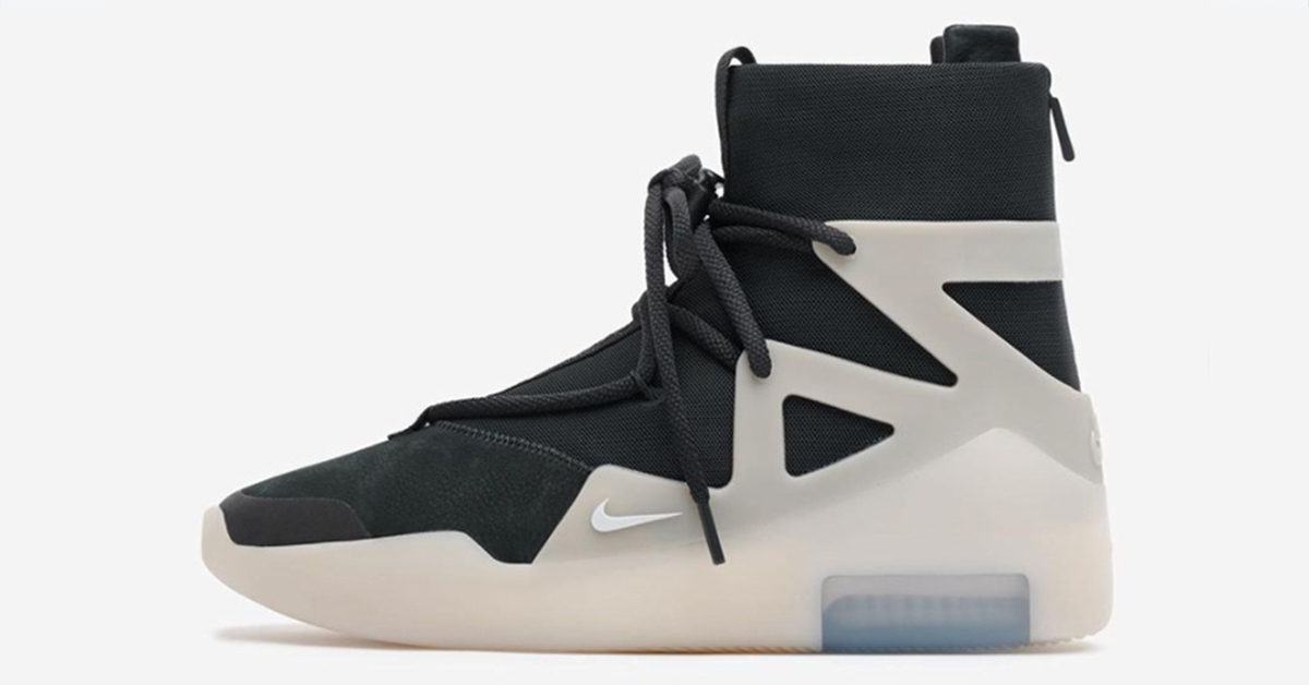 Previously Unreleased Nike Air Fear Of