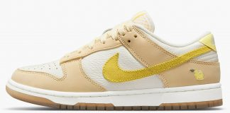 womens nike dunk low lemon drop dj6902 700 release date 324x160