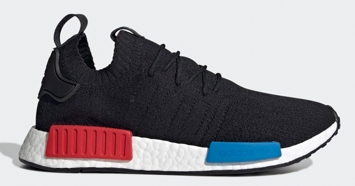 The adidas NMD R1 Primeknit Returns in OG-Inspired Colorway