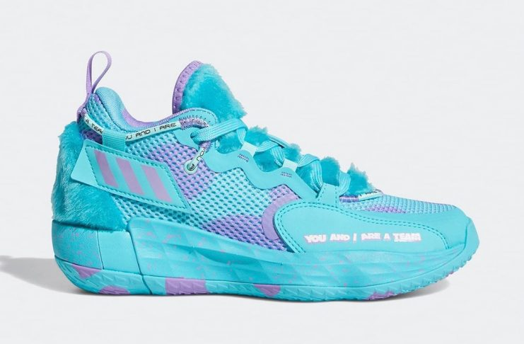 Monsters Inc adidas sulley 5 741x486