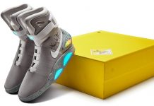sothebys nike mag signed michael j fox future is back 218x150